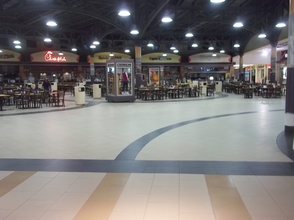 Monmouth Mall 8-2-2011